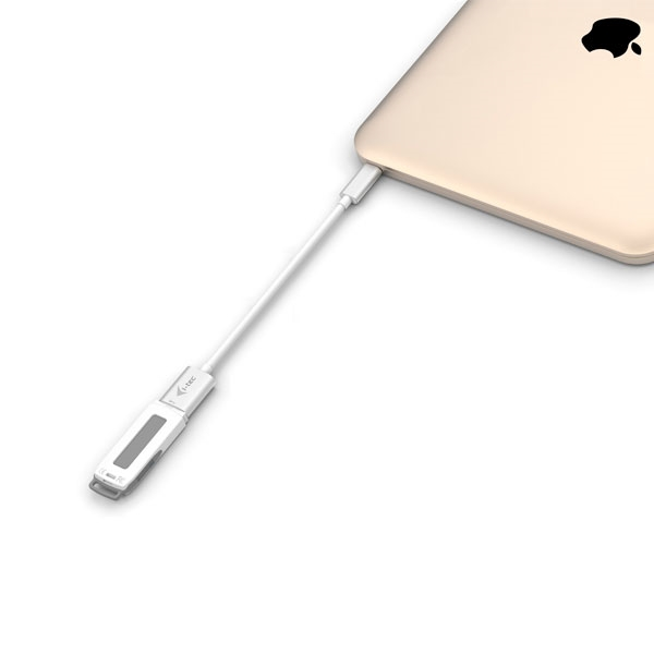 I-Tec USB 3.1 Tipo C a tipo A - Adaptador