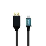 I-Tec USB-C a HDMI 1,5m