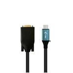 I-Tec USB-C a VGA 1080p 1,50m - Cable