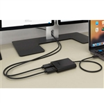 I-Tec USB-C a 2 x Display Port 4K - Adaptador
