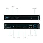 I-Tec USB C dual display HDMI DisplayPort USB 3.0 LAN