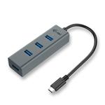 ITec USBC metal 4 USB 30  Hub USB