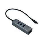 ITec USBC metal a 3 USB 30  GBLAN  Dock