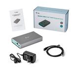 """I-Tec Mysafe USB-C 3.5"""" SATA - Caja HDD"""