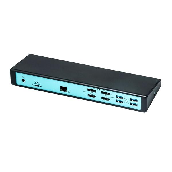 ITec USBC DUAL display HDMI  DisplayPort USB 30  Dock