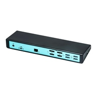 ITec USBC DUAL display HDMI  DisplayPort USB 30  Dock