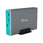 I-Tec USB-C a 2 x 2.5