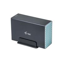 """I-Tec USB-C 2 X 3.5"""" HDD RAID - Carcasa HDD"""