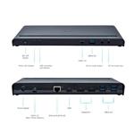 ITec USBC 2 x DisplayPort 1x HDMI 4 x USB 30 LAN  Dock