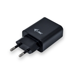 ITec USB Power Charger 2 Ports Negra  Adaptador