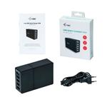 I-Tec USB Quick Charge  5 USB 52W - Cargador