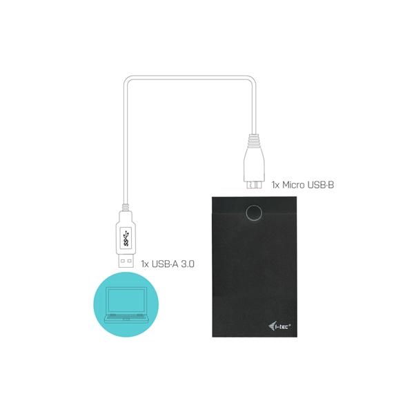 ITec  MySafe Advance 25 USB 30