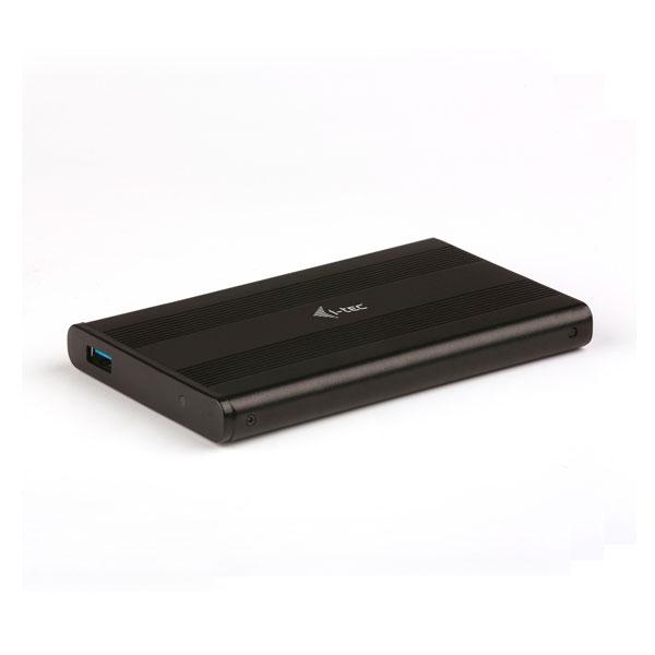 "I-Tec Mysafe Advance AluBasic USB 3.0 2.5"" - Caja HDD"