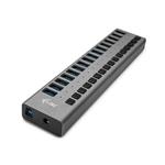 I-Tec USB 3.0 16 puertos 90 W - Hub USB