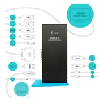 I-Tec USB 3.0 HDMI DVI Full HD LAN 2x USB 3.0 4x USB - Dock