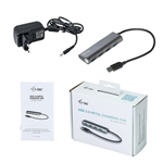 Itec USB 30 4 puertos U3HUB448  Hub usb