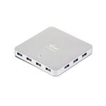 I-Tec USB 3.0 Metal Charging HUB 10 Puertos - Hub USB