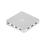 ITec USB 30 Metal Charging HUB 10 Puertos  Hub USB