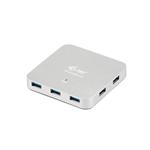 I-Tec USB 3.0 Metal Charging HUB 7 Puertos - Hub USB