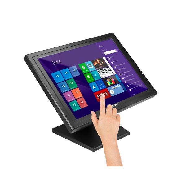 """Iggual MTL15B 15"""" XGA USB - Monitor Táctil"""