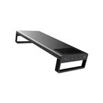 Iggual Base Monitor  4x USB 30  Carga Inalámbrica  Soporte Monitor