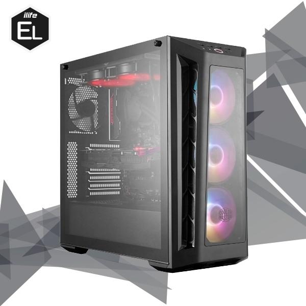 iLife Elite Terminator 15  i7 11700 32G 1TB RTX3080 - Equipo