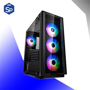 iLife Supreme Zephyr  Intel i5  GTX1660 Super  16GB RAM  480GB SSD  1TB HDD  WifiAC  Equipo
