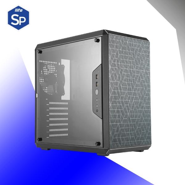 iLife Supreme Typhoon  Ryzen 5  RTX3060  16GB RAM  1TB SSD  1TB HDD  WifiAC  Equipo