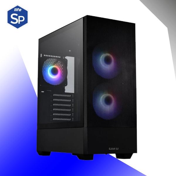 ILIFE Supreme Hurricane - Intel i5 / RTX3060 / 16GB RAM / 1TB SSD / 1TB HDD - Equipo