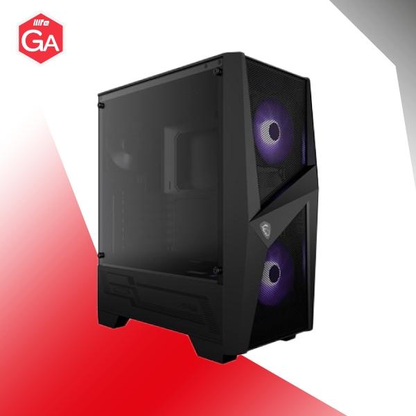 ILIFE GA800.50 - Intel i5 10400F / RTX2060 / 8GB RAM / 500GB SSD / WIFI - Ordenador