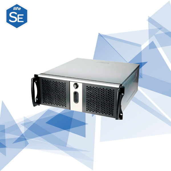 ILIFE SE200.15 CPU E3-1220 V5 8GB 500GB RACK  – Equipo