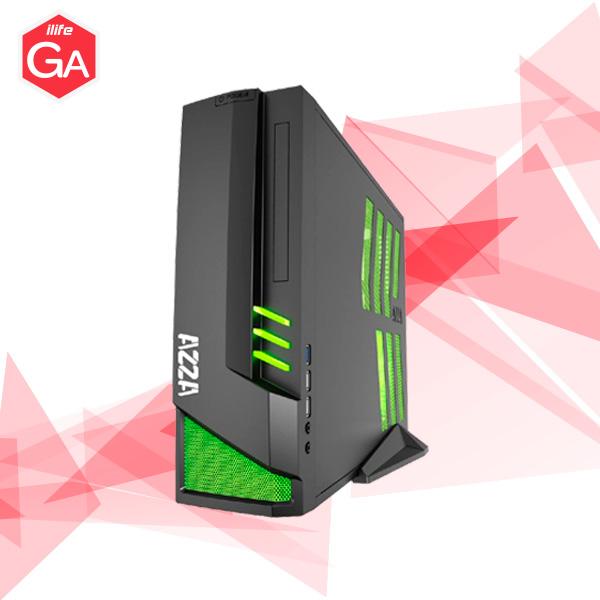 ILIFE GA23510 I5 7400 8GB SSD 275GB 1050 Ti itx  Equipo