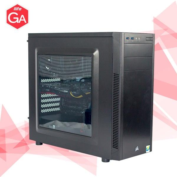 ILIFE GA43055 INTEL i5 7500 8GB 275GB GTX1070 8GB  Equipo