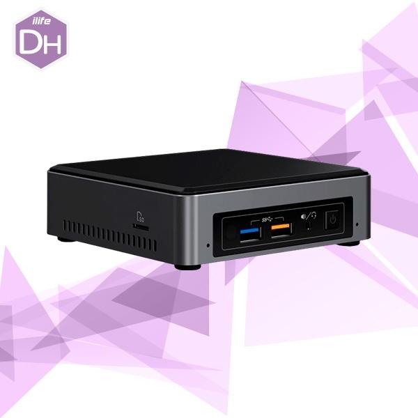 ILIFE DH500.10 CPU I5 7200U 16GB DDR4 525GB SSD – Equipo