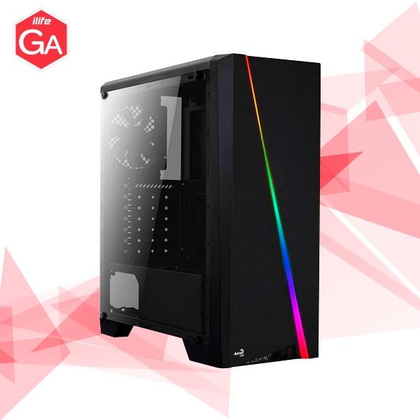 ILIFE GA350.10 RYZEN 5 1500X 8GB 250GB GTX1060 6GB – Equipo