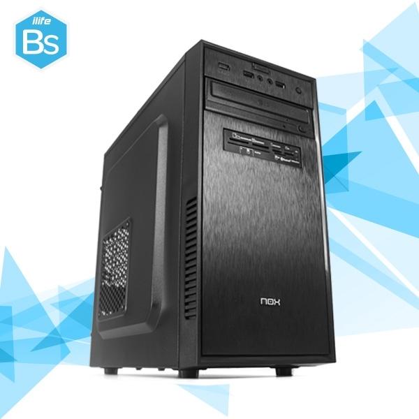 ILIFE BS300.110 INTEL i3 8100 8GB DDR4 1TB - Equipo