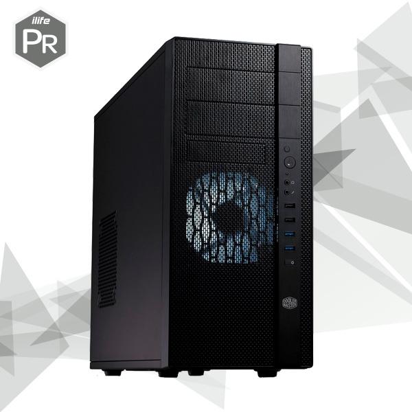 ILIFE PR200.170 INTEL i7 8700 8GB 1TB 250GB 3Y - Equipo