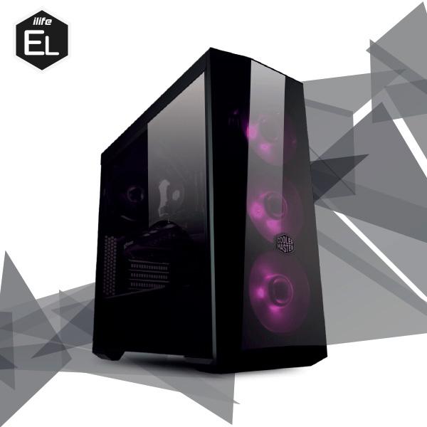 ILIFE ELITE SAMURAI 23 INTEL I7 8700 16GB 250G 1070 - Equipo
