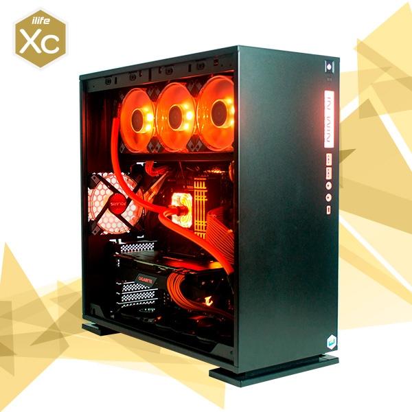 ILIFE XC Orange II I9 9900K 960GB 32GB RTX 2080 Ti - Equipo