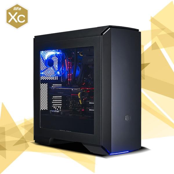 ILIFE XC BLUE TANK 4 I9 9900K 32GB 512GB SSD 2080Ti - Equipo