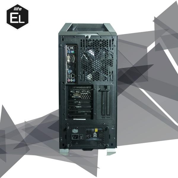 ILIFE ELITE PHANTOM 390 I5 9400F 16GB 500G RTX 2070 - Equipo