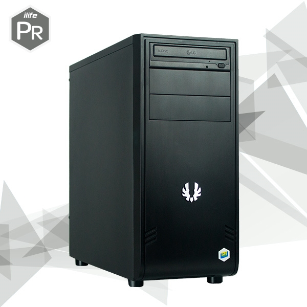 ILIFE PR300.140 INTEL i7 8700 16GB 250GB P620 3Y - Equipo