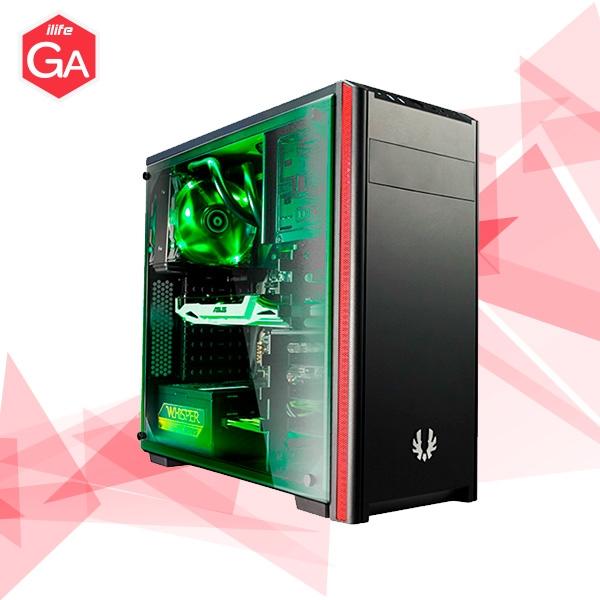 ILIFE GA21015 Ryzen 5 2600 8GB 500GB SSD 1650  Equipo