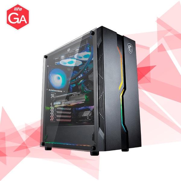 ILIFE GA430.90 INTEL i7 9700F 16GB 500GB GTX1660 - Equipo