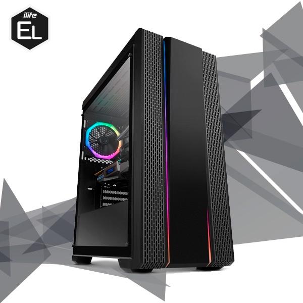 iLife Elite Avenger 4 i7 9700 16GB 500GB 1660Ti - Equipo