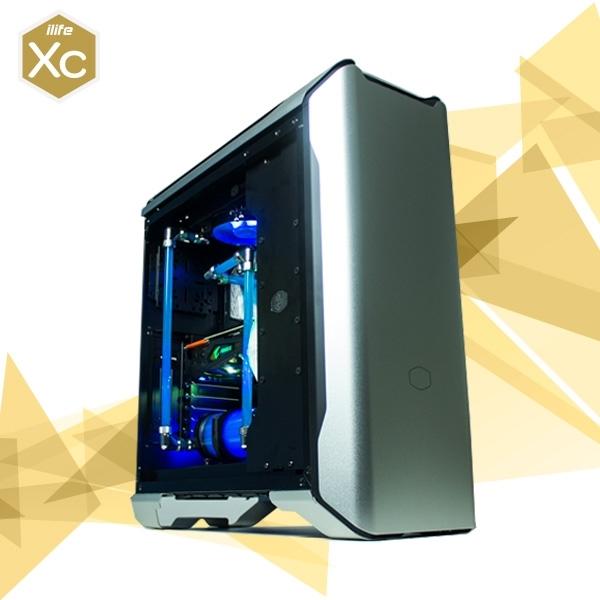 ILIFE XC Silver Hawk S i9 9900K 1TB SSD 32GB 2080 - Equipo