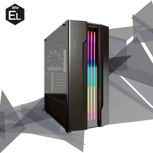 iLife Elite Nemesis 5 AMD R5 3600X 16GB 500 1660S - Equipo