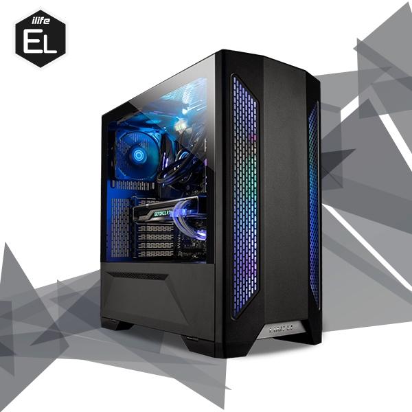 iLife Elite Predator 9 Intel i7 9700F 16G 500G 2060S- Equipo