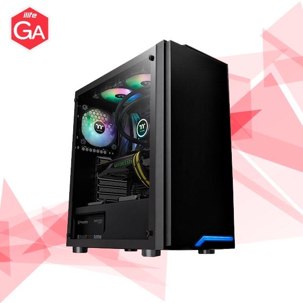 ILIFE GA800.20 INTEL i7 9700F 16GB 500GB GTX1660 - Equipo