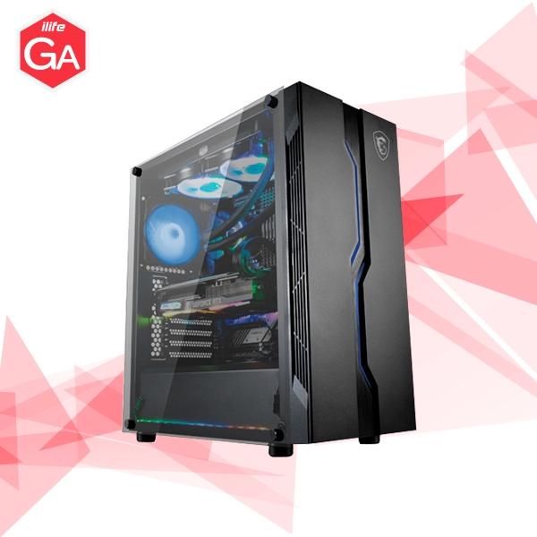ILIFE GA600.25 RYZEN 5 3600 8GB 500GB GTX1660S - Equipo